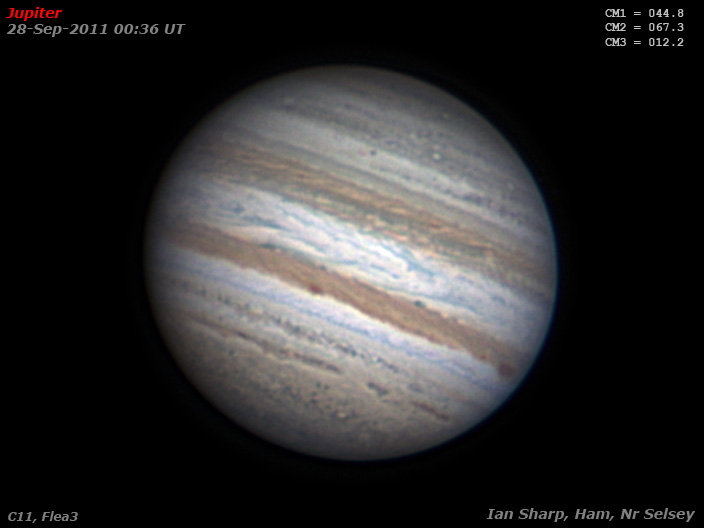Jupiter 2011 Uk